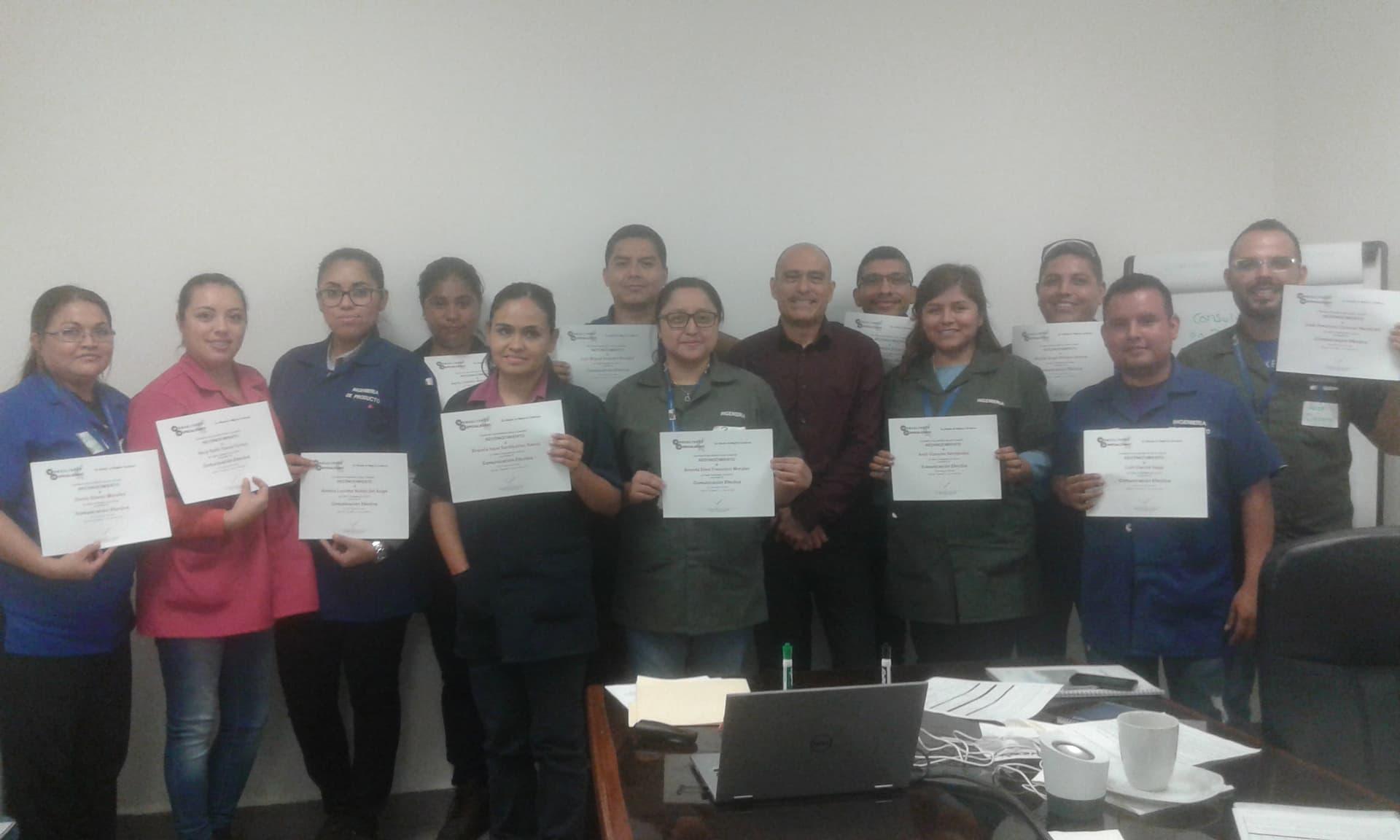 Comunicacion Efectiva Automotive Reynosa