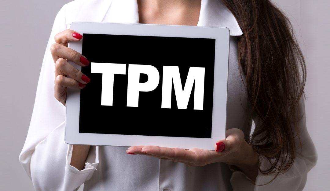 TPM – Mantenimiento Productivo Total